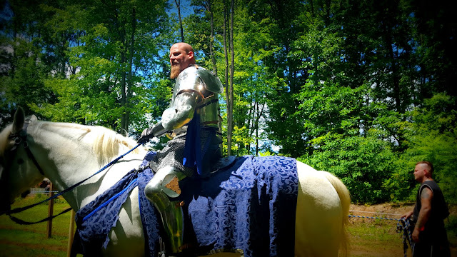 Sir Brian. From Come Hither! 7 Tips for Visiting Black Rock Medieval Fest