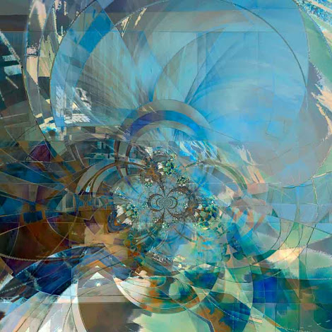 """The """"Multiple Dimensions"""" piece from the """"2009"""" collection"""