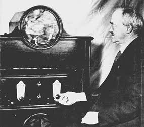 charles Francis,mechanical tv,electrical tv