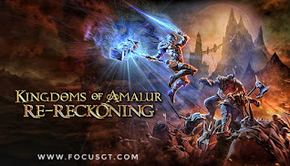 Kingdoms of Amalur: Reckoning is a 2012 action role-playing video game for Microsoft Windows, PlayStation 3, and Xbox 360 developed by Big Huge Games and 38 Studios, who also published the game with Electronic Arts. It was the only game released by 38 Studios before they filed for bankruptcy.