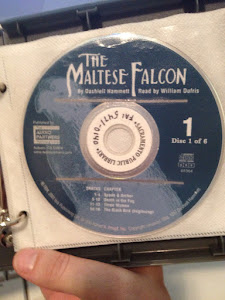 Maltese Falcon from Library