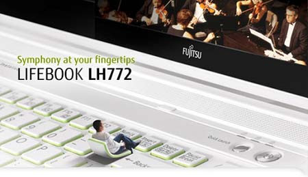 Fujitsu Lifebook LH772