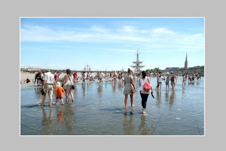 Photo: Bordeaux-plage !