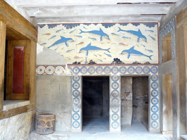 Palazzo di Cnosso, Knossos Palace