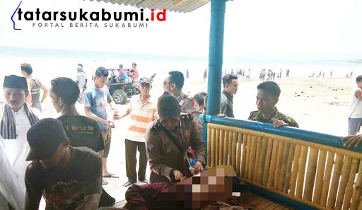 Tragis, Hari Santri Nasional Diwarnai Tenggelamnya Santri di Palabuhanratu - Sukabumi