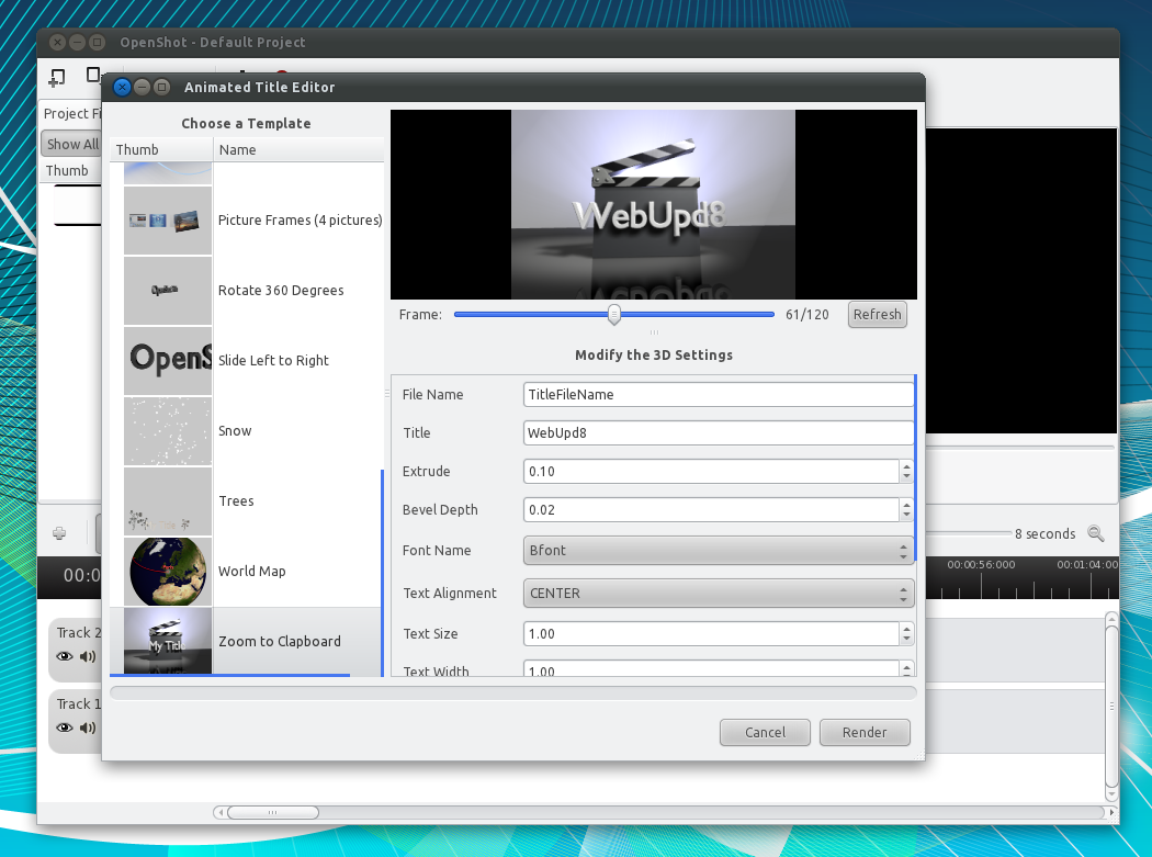OpenShot Video Editor Reaches Version 1 4, Gets New