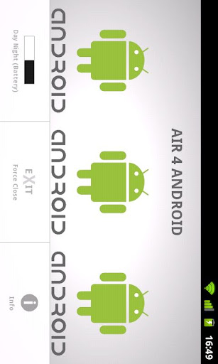 Air 4 Android 1.1 Developer Apk for Android 4