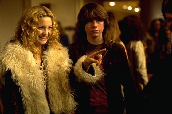 Still of Kate Hudson and Patrick Fugit in Almost Famous (2000)