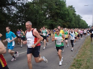 Harlow 10 miles - 24th July 2010