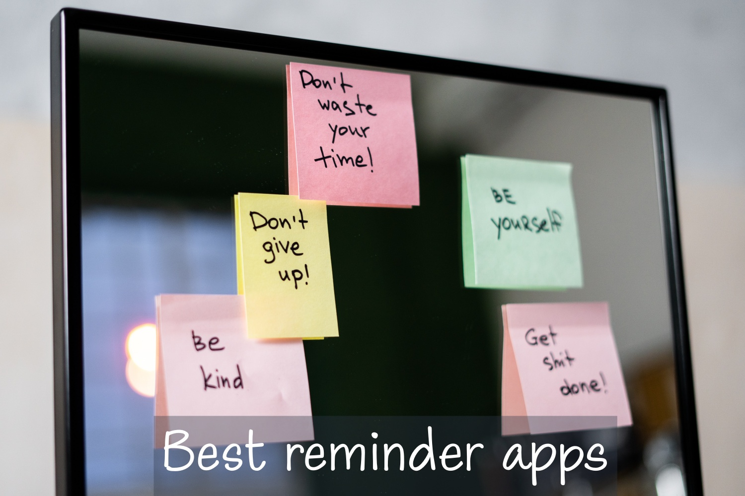 Best Reminder Apps for iPhone , Apple Watch & iPad