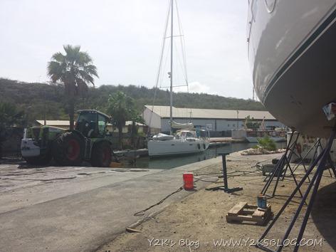 Y2K è pronta per essere alata - Curaçao Marine