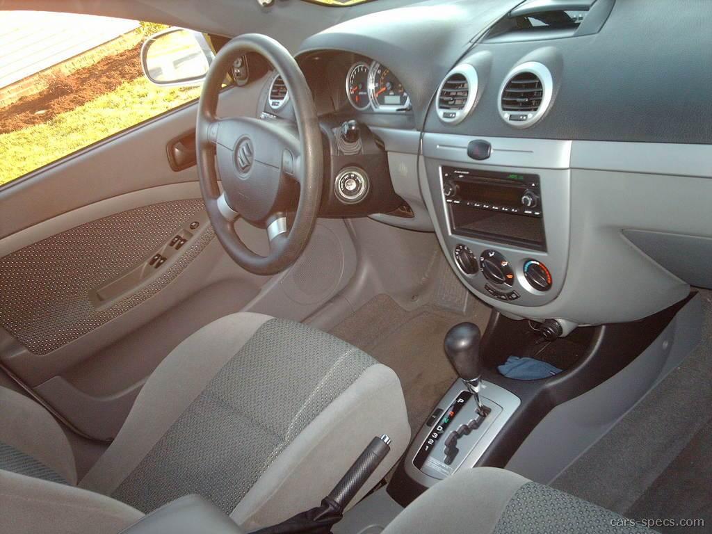 2008 suzuki reno base 4dr hatchback 2 0l 4 cyl 5 speed manual
