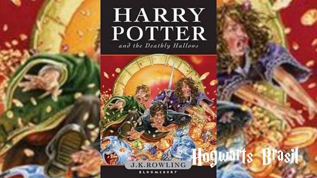 Há 14 anos o livro Harry Potter e as Relíquias da morte era publicado pela primeira vez no Reino Unido