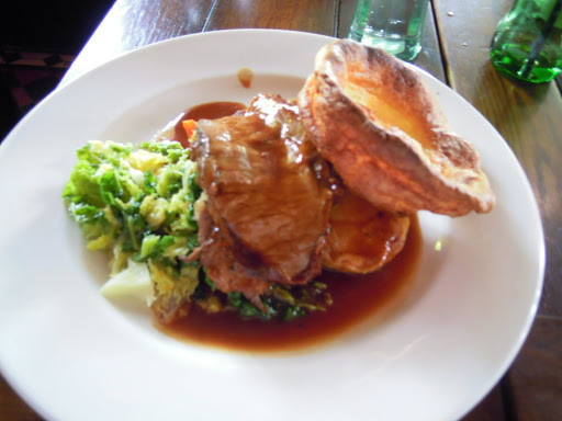 Sunday Roast. From  Everything You Need to Know about Eating in London