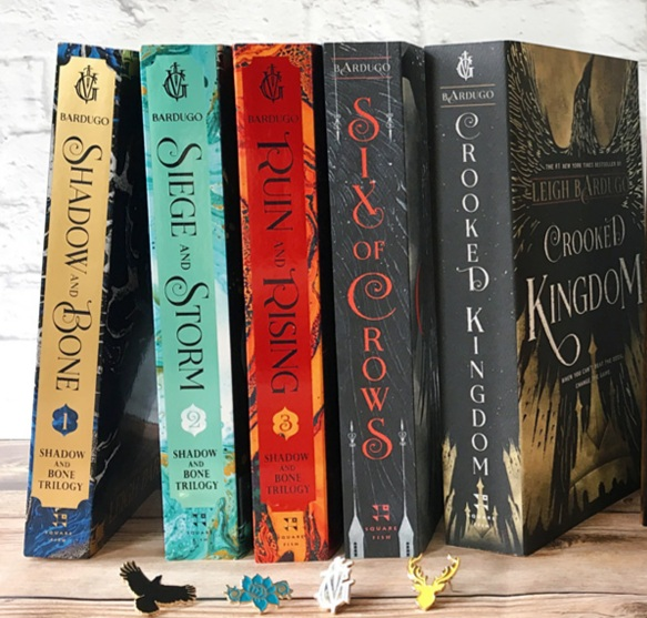 Shadow and Bone collection