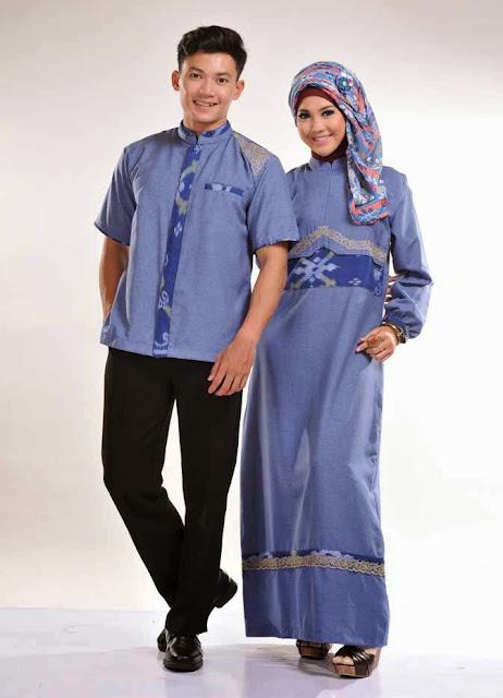 Model Baju Muslim Terbaru Trend 2015 Butik Kartika Baju Muslim Terbaru Cp 0103 Idr 120 000