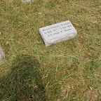 Minnie Florence Williams, In unmarked grave for 66 years.  Information found through Gleaves family web site.