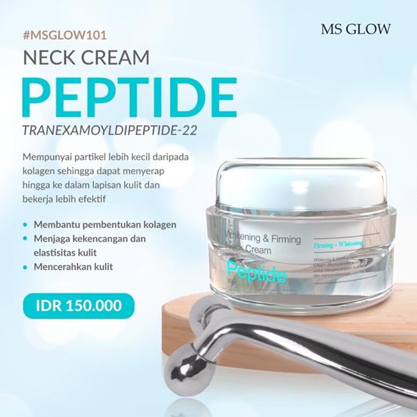 MS Glow Neck Cream