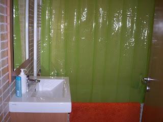 Casa de banho - Apartamento na Gala - Figueira da Foz - Arrenda-se T1