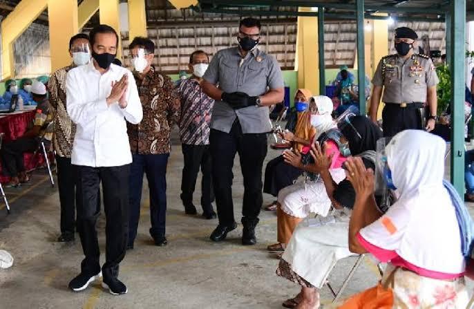 Pelaku Wisata Malioboro Vaksinasi Massal Dosis Kedua Pekan Depan