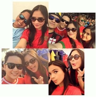 Prilly presenter inbox