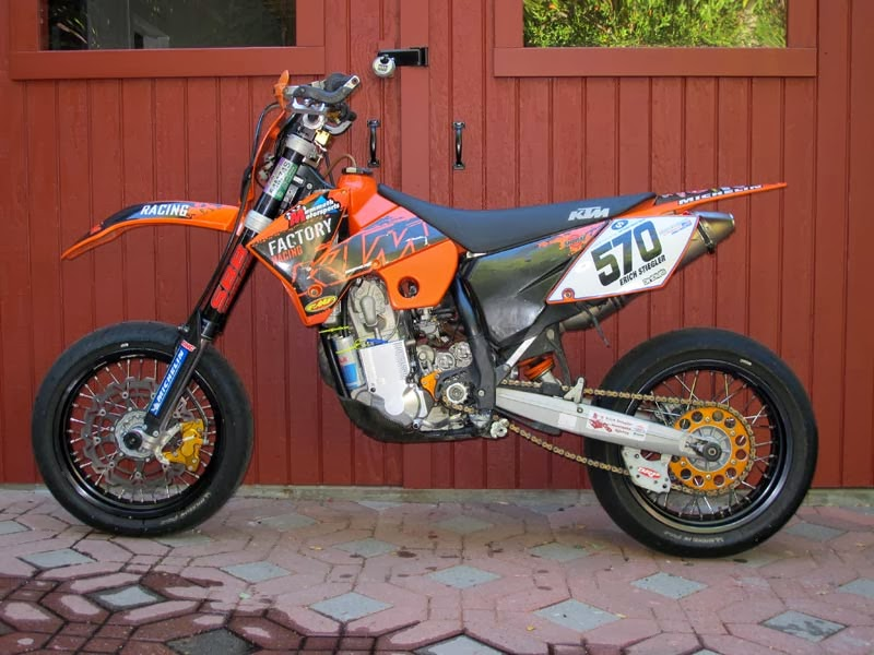 plated green sticker 2006 ktm xc570 525 southbay barf bay area riders forum. Black Bedroom Furniture Sets. Home Design Ideas