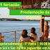 Feriado de 15 de Novembro com Por do Sol e Sax no Rio Jaguaribe em Aracati