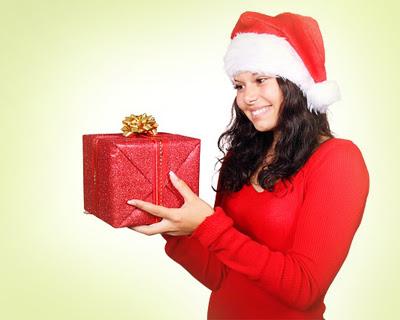 новогодний подарок девушке