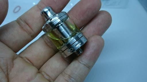 DSC 3751 thumb%255B3%255D - 【RTA】「BROV「HAND H+ PLUS」 ハンドプラス」マルチタンクアトマイザーレビュー!コスパよし、フレーバー重視のバーチカルコイルRTA【味重視/タンク/VAPE/電子タバコ】