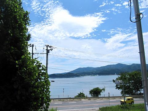 JR東日本「気仙沼線BRT」 2221 車窓 その2