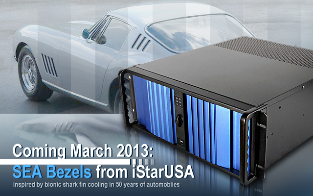 New SEA Bezels from iStarUSA