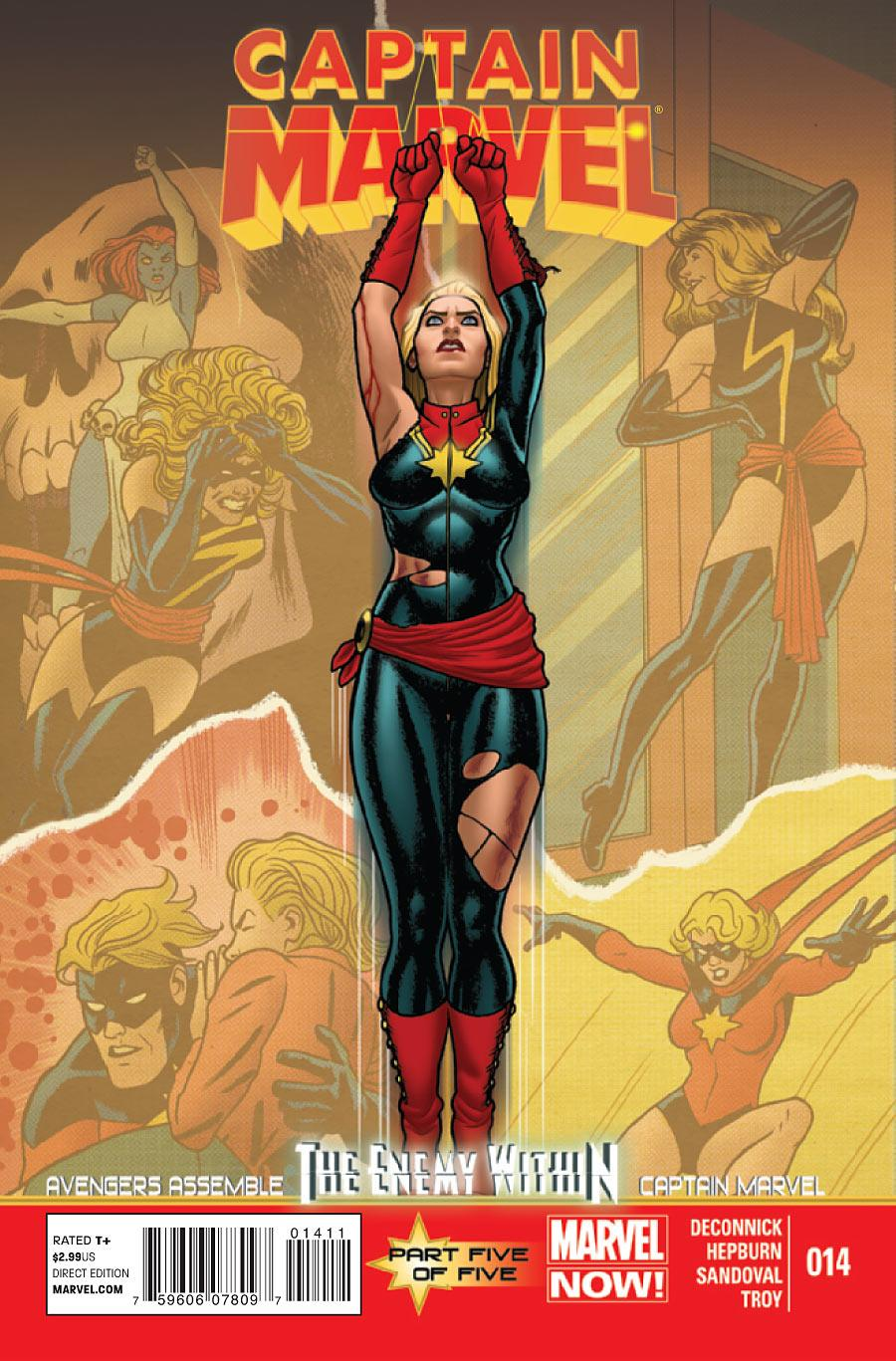 Image result for captain marvel 14