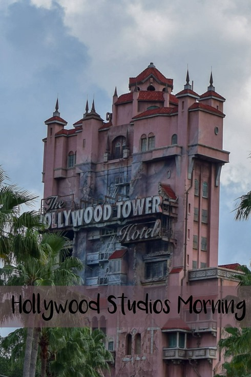 Hollywood Studios Morning