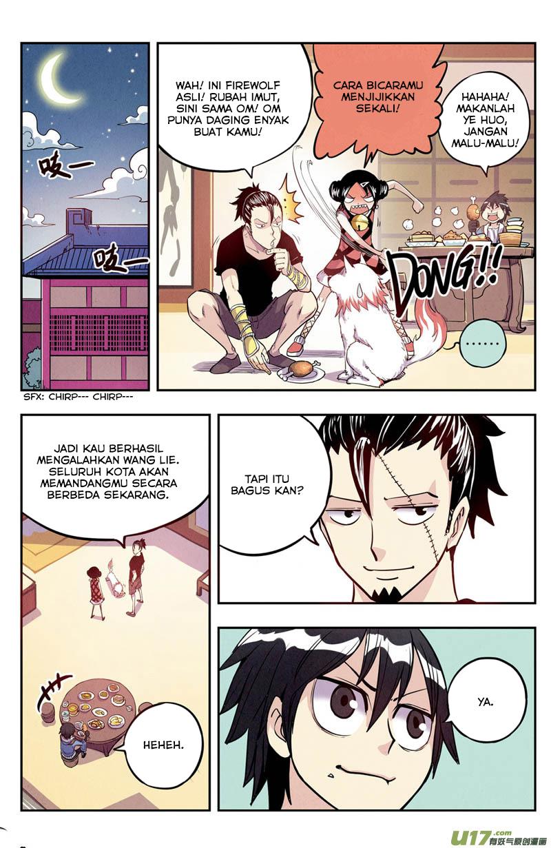 Zui Wu Dao Chapter 10