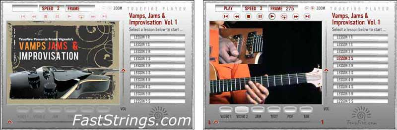 Frank Vignola - Vamps, Jams and Improvisation