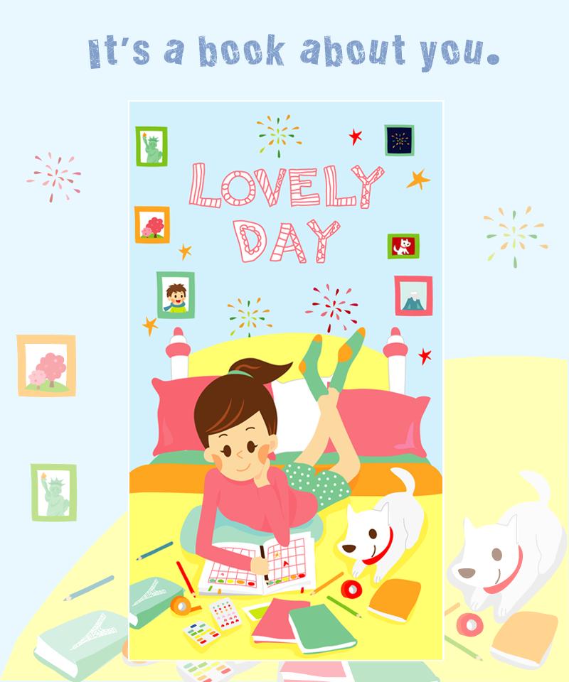 Скриншот Lovely Day-for girls & friends