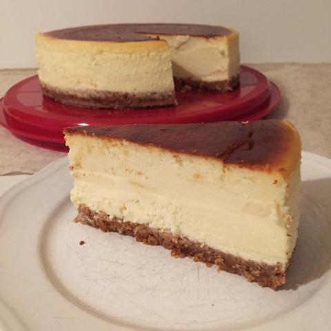 olles himmelsglitzerdings new york cheesecake der perfekte cheesecake. Black Bedroom Furniture Sets. Home Design Ideas