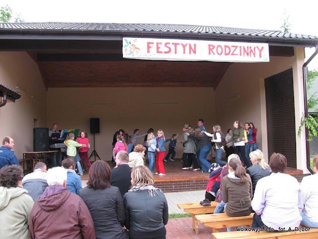 FESTYN RODZINNY WOŁKOWYJA 2009