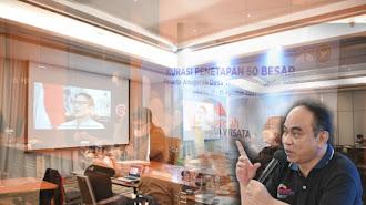 Kemendes PDTT: Anugerah Desa Wisata Munculkan Semangat Pembangunan