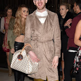OIC - ENTSIMAGES.COM - Lewis-Duncan Weedon at the  LFW a/w 2016: Ashley Isham - catwalk show in London 20th february 2016 Photo Mobis Photos/OIC 0203 174 1069