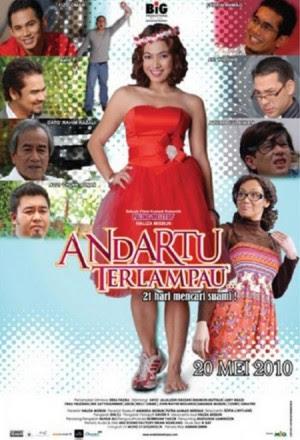 Andartu Terlampau 21 Hari Mencari Suami (2010)