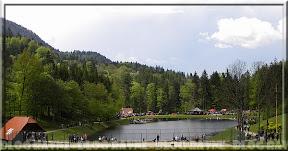 Ivarčko jezero ob 1. maju