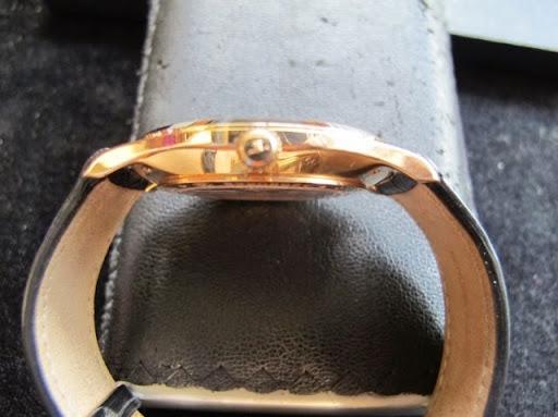 Bán đồng hồ Jaeger LeCoultre Master Grande Ultra Thin – vàng hồng 18k – 2,5 kim – size 40mm