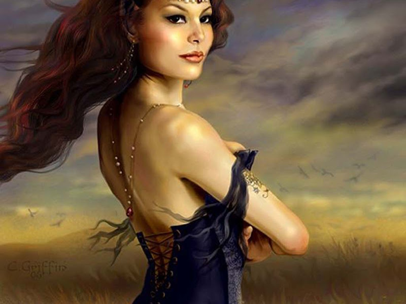Beauty Of Magical Angel, Magic Beauties 5