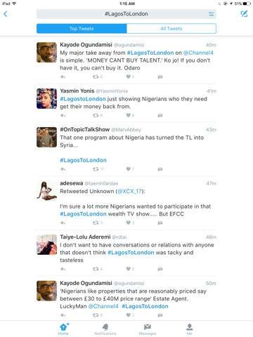 Nigerians React To #LagostoLondon Documentary Detailing The Life Of Nigerian Billionaires 12