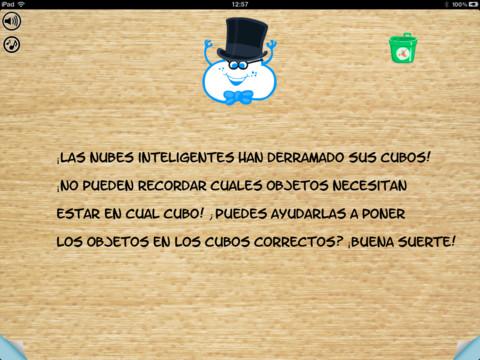 SimpleSort Intro Spanish