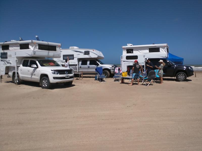 Campamento Playa
