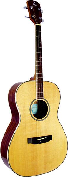 Ashbury t 14 Tenor Guitar by Gremlin at Lardy's Ukulele Database