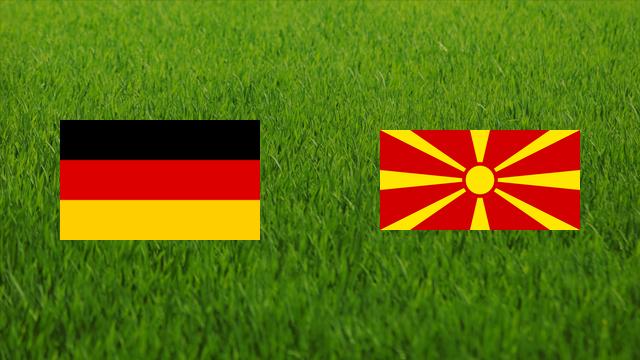 المانيا ومقدونيا الشمالية