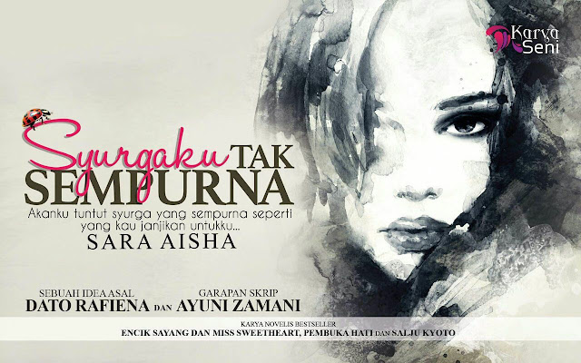 Image result for syurgaku tak sempurna novel